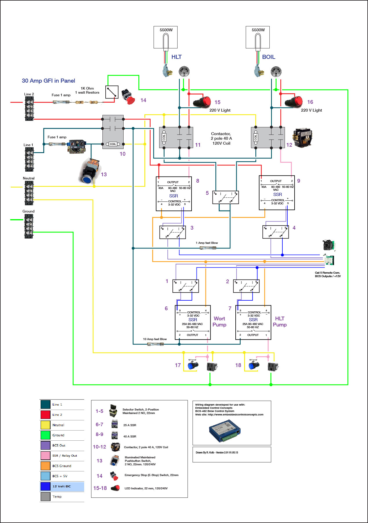 help bcs 462 wiring schematic advice home brew forums took a stab at brewtroller schematic anyone see anything wrong
